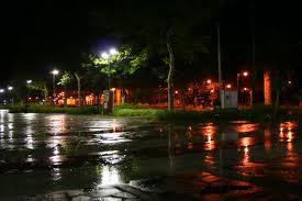 Asprovalta by night