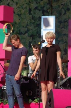 Alphabeat albums and songs