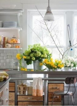 5 Easy Ways to bring Spring into your Kitchen