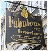 Fabulous Interiors in Hubbard Ohio store sign photo