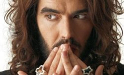 Russell Brand - love him or hate him, he's here to stay!