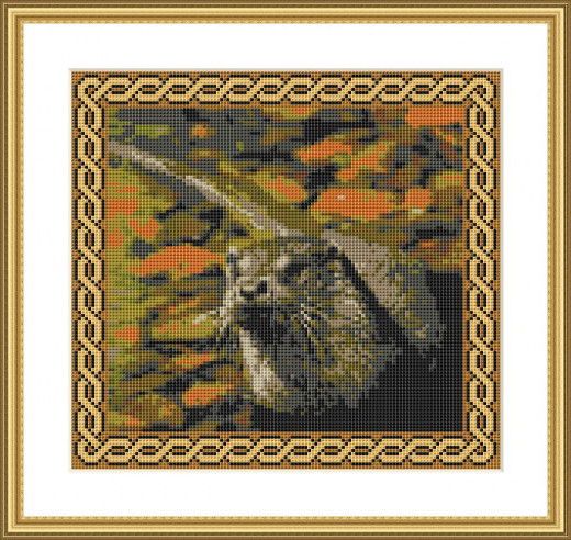 Picture Credit  'Otter'  - designed by the Author, faeriesong, for celtic-cross-stitch.com
