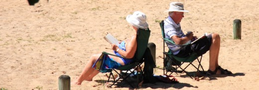 Older Adults like E readers