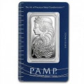 Collecting PAMP Suisse Silver Art Bars