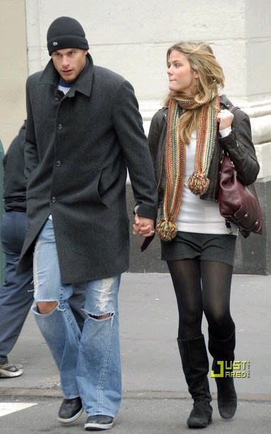 Andy Roddick and Brooklyn Decker couple picture