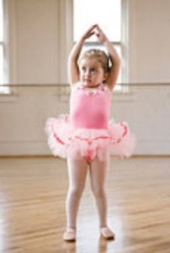 Little Girls Dancewear