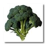 Broccoli has lots of folic acid.