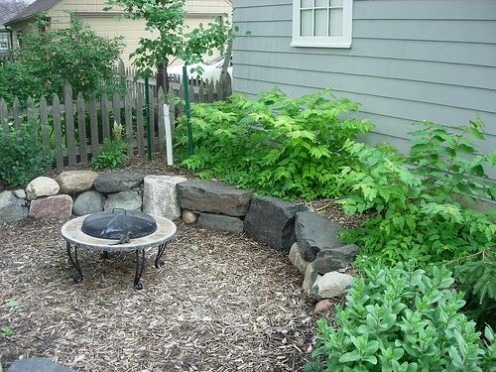 How To Build A Loose Material Patio