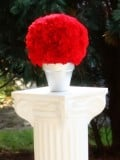 Carnation Flower Pomander Tutorial