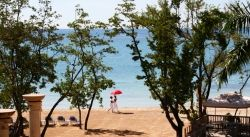 Sandals Whitehouse boasts 2 miles of private beach.