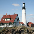 Portland Head Light: The Most Visited Place in the State of Maine, United States