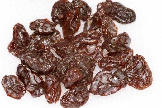 Raisins - AKA - the Ants