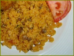 DRG's Spanish Rice Recipe - Cooking With Goya