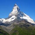 Matterhorn: A Beautiful Mountain in The Alps