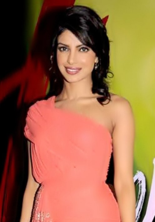 Priyanka Chopra, Miss World 2000, also has a successful singing and recording career.