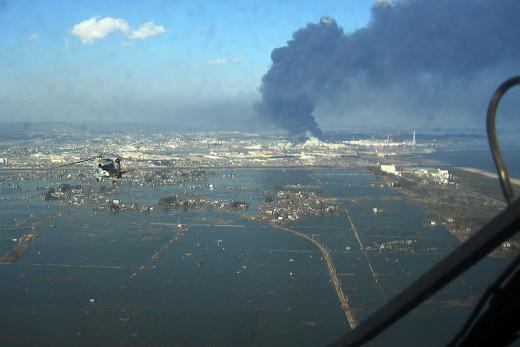 Sendai footage