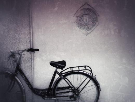 Bicycle in Tokyo