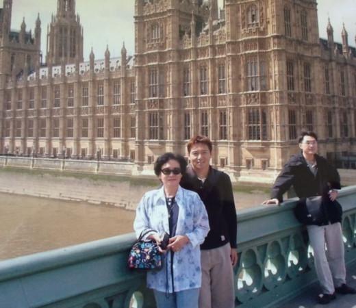 Adventures in London.