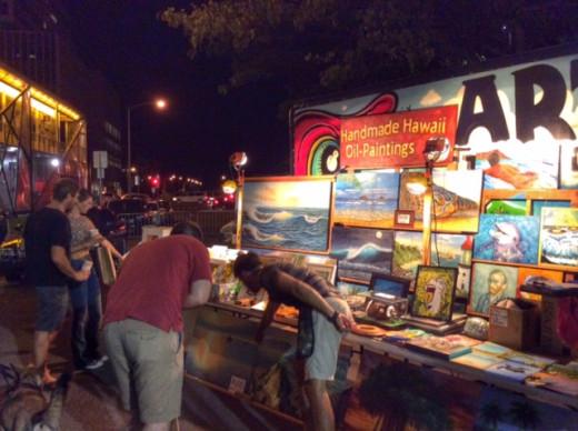 Night Market Event