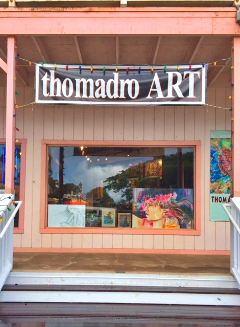 Art gallery in Haleiwa