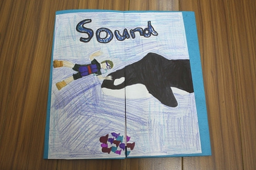 sound lapbook cover
