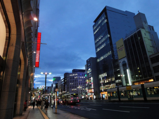 Metropolitan Hiroshima has everything you need and is a shopper's paradise.