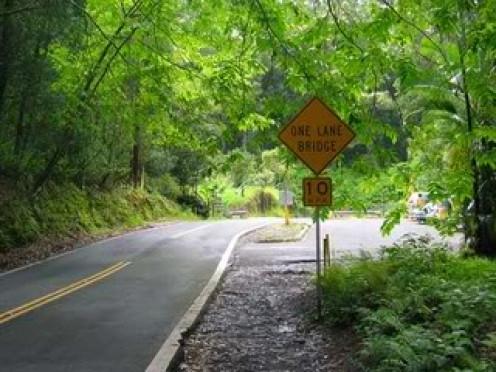 Road to Hanna