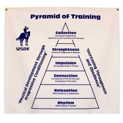 USDF Training Pyramid