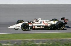 Nigel Mansell Indy Car Racing