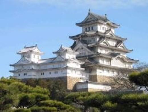 Edo Castle Today
