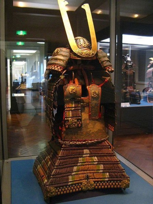 Yoroi Armor
