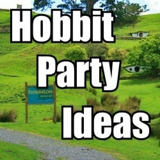 Hobbit Party Ideas