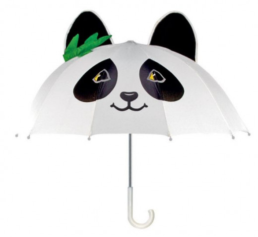 Kidorables Panda Umbrella--from site Gift ideas for Young Girls: Families with Children from China