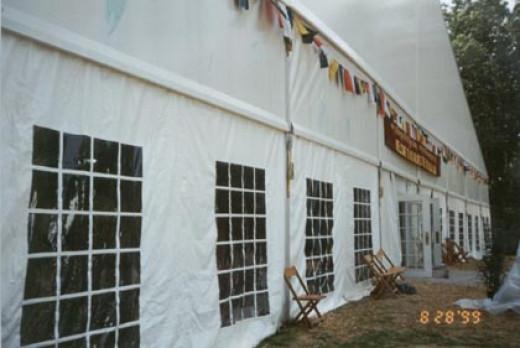 Teaching Tent