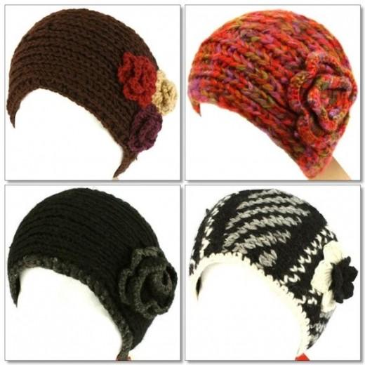 Floral Headwraps Courtesy of skhatshop.com