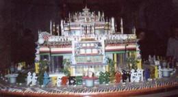 Three dimensional Kalachakra at Folklife Festival