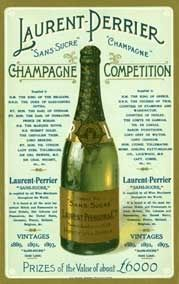 Laurent-Perrier From the Lord Price collection