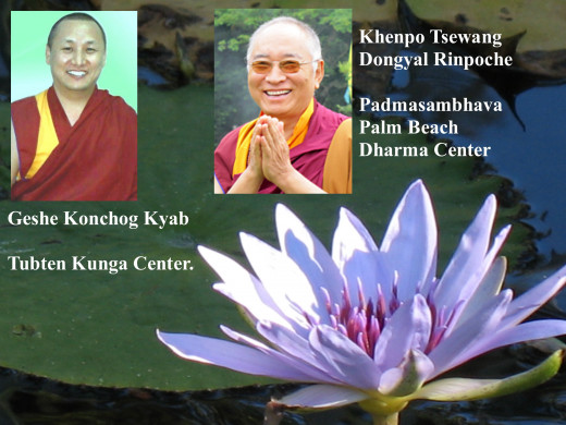 My local Dharma Centers