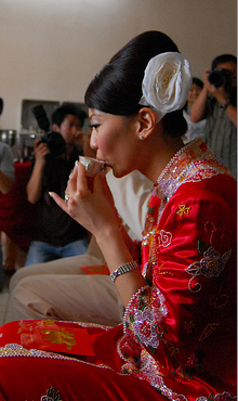 Ceremonial Tea Drinking