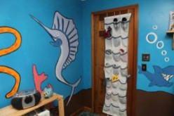 Underwater-themed Kids Rooms