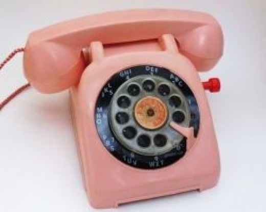 toy Phone bought by RetroChalet