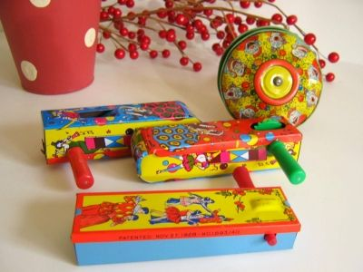 RollingHillsVintage is one place to find Vintage Toys on Etsy