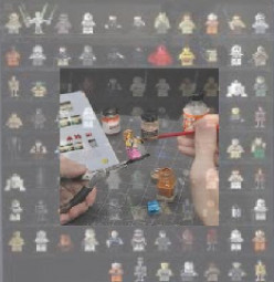 Custom LEGO Minifigs: Personalize Your Own Minifigures
