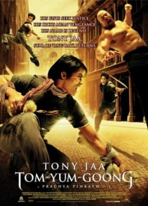 Tom-Yum-Goong /The Protector (2005), Buy it at Amazon.com