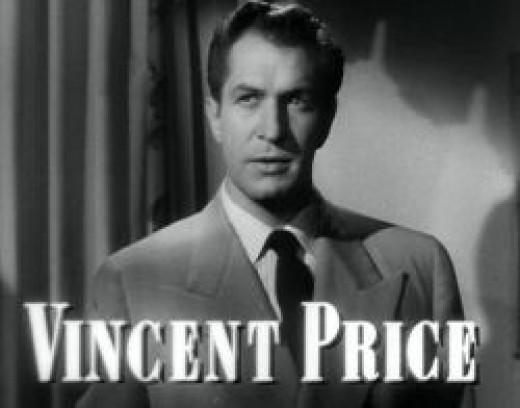 "Vincent Price / Mary Roberts Rinehart's ""The Bat"""