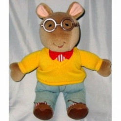 Arthur Read by Marc Brown