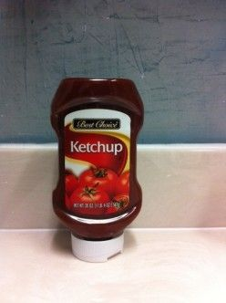 Ketchup for Blonde Hair that Turns Green