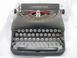 Mma Grace Makutsi probably uses this typewriter.
