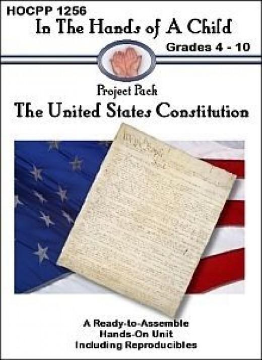 Constitution Lapbook Unit