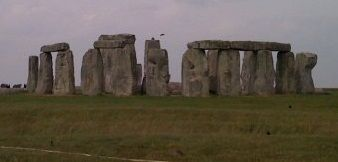 This is actually my picture of Stonehenge